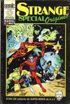 Cover for Strange Spécial Origines (Semic S.A., 1989 series) #268 hors série