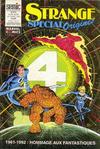 Cover for Strange Spécial Origines (Semic S.A., 1989 series) #274 hors série
