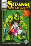 Cover for Strange Spécial Origines (Semic S.A., 1989 series) #277 hors série