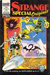 Cover for Strange Spécial Origines (Semic S.A., 1989 series) #286 hors série