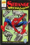 Cover for Strange Spécial Origines (Semic S.A., 1989 series) #289 hors série