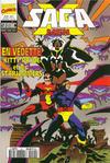 Cover for X-Men Saga (Semic S.A., 1990 series) #24