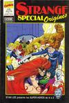 Cover for Strange Spécial Origines (Semic S.A., 1989 series) #295 hors série