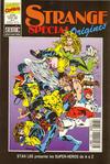 Cover for Strange Spécial Origines (Semic S.A., 1989 series) #306
