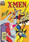 Cover for X-Men Saga (Semic S.A., 1990 series) #5