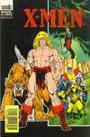 Cover for X-Men Saga (Semic S.A., 1990 series) #8