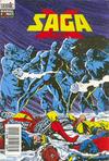 Cover for X-Men Saga (Semic S.A., 1990 series) #11