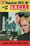 Cover for Napoleon Solo de Man van U.N.C.L.E. (Semic Press, 1967 series) #6