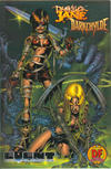 Cover Thumbnail for Painkiller Jane / Darkchylde (1998 series) #1 [Dynamic Forces Exclusive Omnichrome Edition]