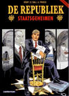 Cover for De Republiek (Casterman, 2007 series) #1 - Staatsgeheimen