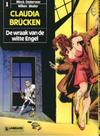 Cover for Claudia Brücken (Le Lombard, 1990 series) #1 - De wraak van de witte Engel
