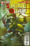 Cover for Suicide Squad (DC, 2011 series) #2