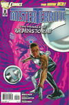 Cover for Mister Terrific (DC, 2011 series) #2