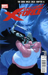 Cover for Uncanny X-Force (Marvel, 2010 series) #16