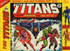 Cover for The Titans (Marvel UK, 1975 series) #12