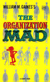 Cover for The Organization Mad (New American Library, 1960 series) #D2286