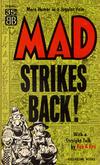 Cover for Mad Strikes Back (Ballantine Books, 1955 series) #297K