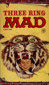 Cover for Three Ring Mad (New American Library, 1964 series) #P3493