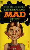 Cover for Greasy Mad Stuff (New American Library, 1963 series) #P3522