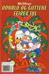 Cover for Donald og guttene feirer jul (Hjemmet / Egmont, 1995 series) #[1995]