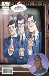 Cover Thumbnail for Ghostbusters (2011 series) #2 [Retailer Incentive]