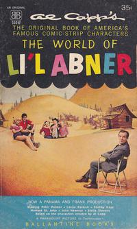 Cover Thumbnail for The World of Li'l Abner (Ballantine Books, 1952 series) #350K