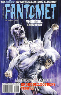 Cover Thumbnail for Fantomet (Hjemmet / Egmont, 1998 series) #20-21/2011