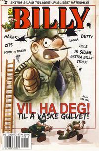 Cover Thumbnail for Billy (Hjemmet / Egmont, 1998 series) #18/2011