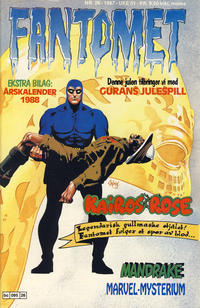 Cover Thumbnail for Fantomet (Semic, 1976 series) #26/1987