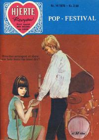 Cover Thumbnail for Hjerterevyen (Serieforlaget / Se-Bladene / Stabenfeldt, 1960 series) #14/1975