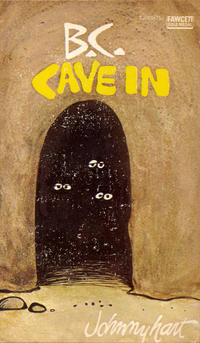 Cover Thumbnail for B.C. - Cave In (Gold Medal Books, 1973 series) #T3083