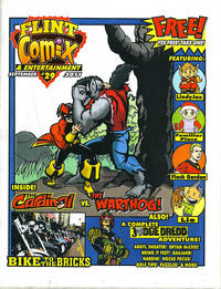 Cover Thumbnail for Flint Comix & Entertainment (Ted Valley, 2009 series) #29