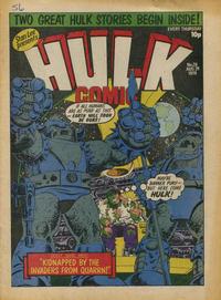 Cover Thumbnail for Hulk Comic (Marvel UK, 1979 series) #26