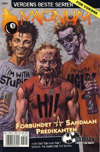 Cover Thumbnail for Magnum [Magma] (Bladkompaniet, 2001 series) #5