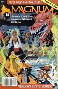 Cover Thumbnail for Magnum [Magma] (Bladkompaniet / Schibsted, 2001 series) #3