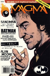 Cover Thumbnail for Magnum [Magma] (Bladkompaniet / Schibsted, 2001 series) #1