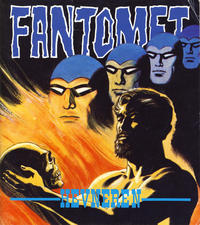 Cover Thumbnail for Fantomet Hevneren (Semic, 1986 series)