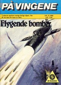Cover Thumbnail for På Vingene (Serieforlaget / Se-Bladene / Stabenfeldt, 1963 series) #8/1989