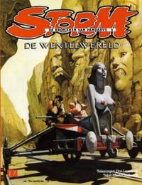 Cover Thumbnail for Storm (Oberon, 1978 series) #17 - De Wentelwereld