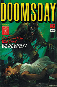 Cover Thumbnail for Doomsday (K. G. Murray, 1972 series) #27
