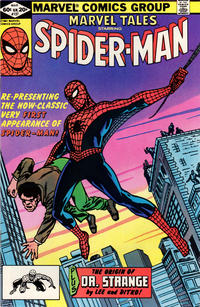 Cover Thumbnail for Marvel Tales (Marvel, 1966 series) #137 [Direct]