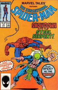 Cover Thumbnail for Marvel Tales (Marvel, 1966 series) #198 [Direct]