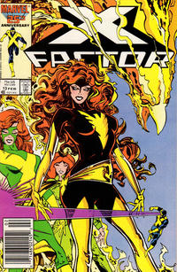 Cover Thumbnail for X-Factor (Marvel, 1986 series) #13 [Newsstand Edition]