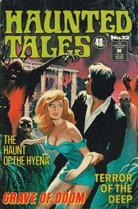 Cover Thumbnail for Haunted Tales (K. G. Murray, 1973 series) #12