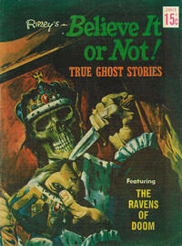Cover Thumbnail for Ripley's Believe It or Not! True Ghost Stories (Magazine Management, 1972 ? series) #23013