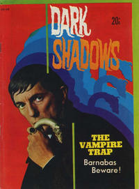 Cover Thumbnail for Dark Shadows (Magazine Management, 1973 series) #25128