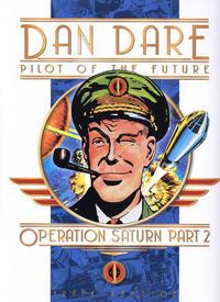 Cover Thumbnail for Classic Dan Dare: Operation Saturn (Titan, 2005 series) #2