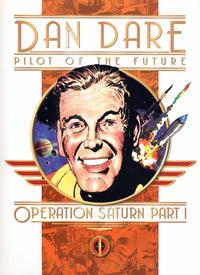 Cover Thumbnail for Classic Dan Dare: Operation Saturn (Titan, 2005 series) #1