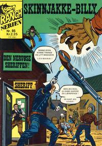 Cover Thumbnail for Ranchserien (Illustrerte Klassikere / Williams Forlag, 1968 series) #95
