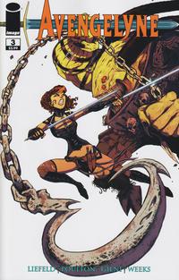 Cover Thumbnail for Avengelyne (Image, 2011 series) #3